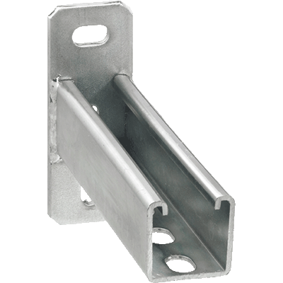 support fixtrut 41x41 inoxydable aisi 304 a2